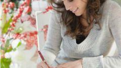 Как написать письмо родным