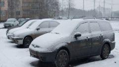 Как хранить автомобиль зимой