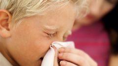 Как лечить алергию у детей