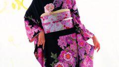 Как носить кимоно