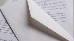 Как написать письмо в день рождения