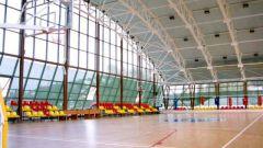 Как оформить спортивный зал