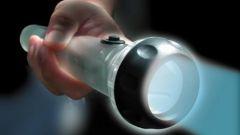 Как сделать самодельный фонарик