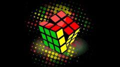 Как самостоятельно собрать кубик Рубика