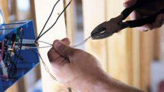 Как развести электропроводку