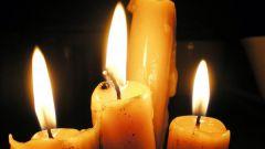 Как хранить свечи