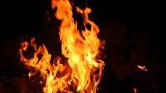 Как добыть огонь трением
