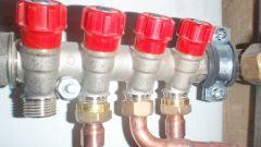 Как отрегулировать давление воды