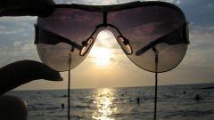 Как отличить подделку солнцезащитных очков