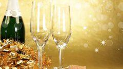 Шампанское на Новый Год: как оформить красиво