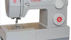 Как заправить на швейной машинке челнок