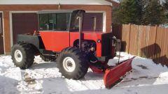 Как сделать трактор в домашних условиях