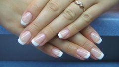Как укрепить акрилом ногти