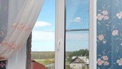 Как вставить окно пвх