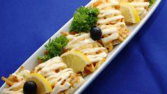 Как запечь рыбу с сыром