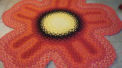 Как шить коврики из лоскутков