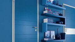 Как преобразить старые двери
