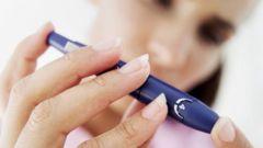 Почему нужно соблюдать диету при диабете