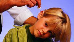 Как капать противовоспалительные капли в ухо
