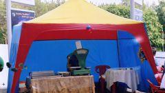 Что нужно, чтобы открыть палатку