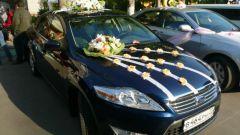 Как найти автомобиль бизнес класса на свадьбу