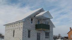 Как построить дом из газосиликата