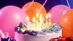 Как провести необычный день рождения