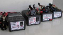 Как выбрать зарядное устройство для автомобиля