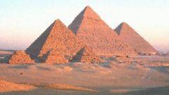 Как сделать пирамиду Хеопса