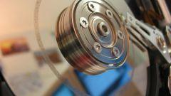 Как расширить системный диск