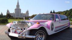 Как взять в прокат автомобили на свадьбу