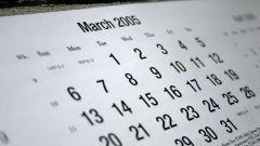 Как считать недели года