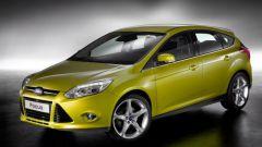 Как заменить колодки Ford Focus