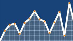 Как построить линейную диаграмму