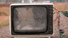 How to set TV set