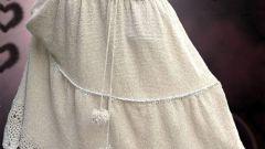 Как вязать юбку спицами