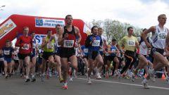 Как бежать марафон