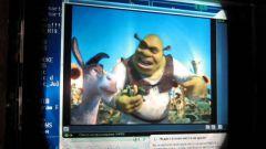 Как сделать проектор из монитора