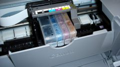 How to flash the printer canon