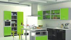 Как выбрать цвет для кухонного гарнитура