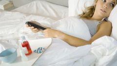 Как лечить простуду при лактации