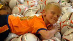 Как развить в ребенке активность