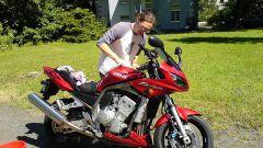 Как мыть мотоцикл
