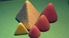 Как склеить тетраэдр