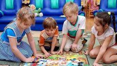 Как играть с детьми в садике