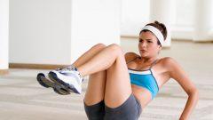 Как выполнять гимнастику для похудения