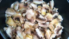 Как жарить сушеные грибы