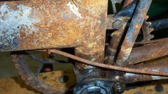 How to Unscrew rusty bolts