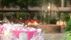 Как накрыть свадебный стол