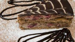 Как готовить торт зебра